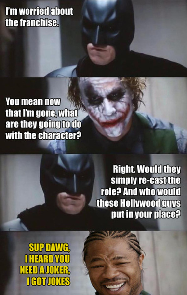 comixed - Batman and Joker Comedy Hour HIJACKED
